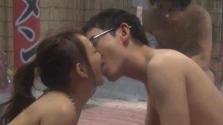 Close Friend Bikini Sex Game Challenge MEI-003